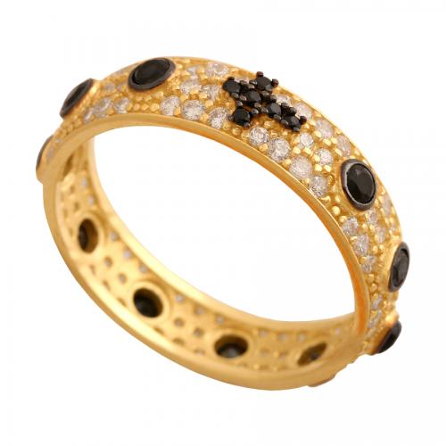 Piękny pierścionek - Różaniec