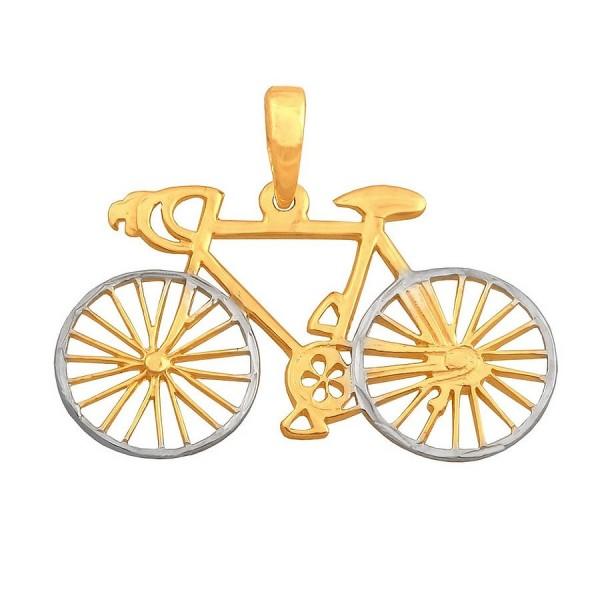 Złoty rower idealny prezent