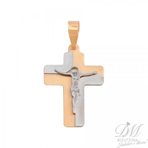 Krzyżyk z wizerunkiem Jezusa