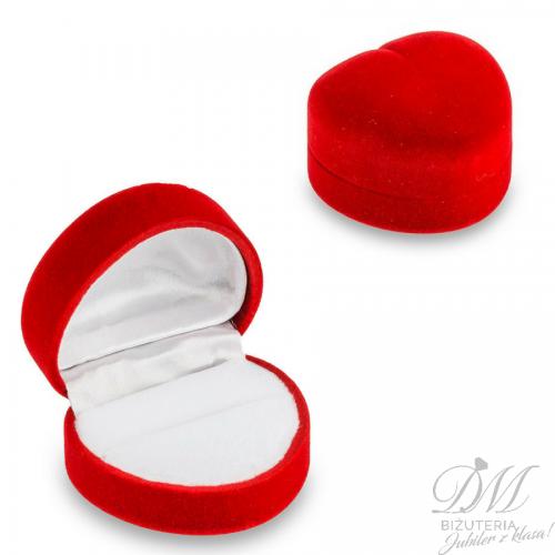 Pierścionek zaręczynowy z brylantem 0.05 ct
