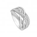 Okazały srebrny pierścionek