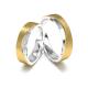Obrączki ślubne pięknie zdobione z brylantami