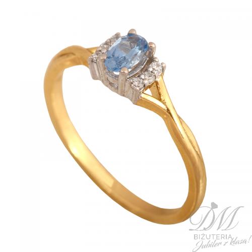 Piękny pierścionek nowość