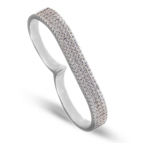 Finezyjny srebrny pierścionek