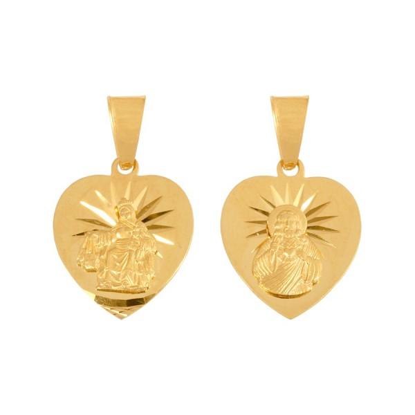 Złoty Medalik Skaplerz