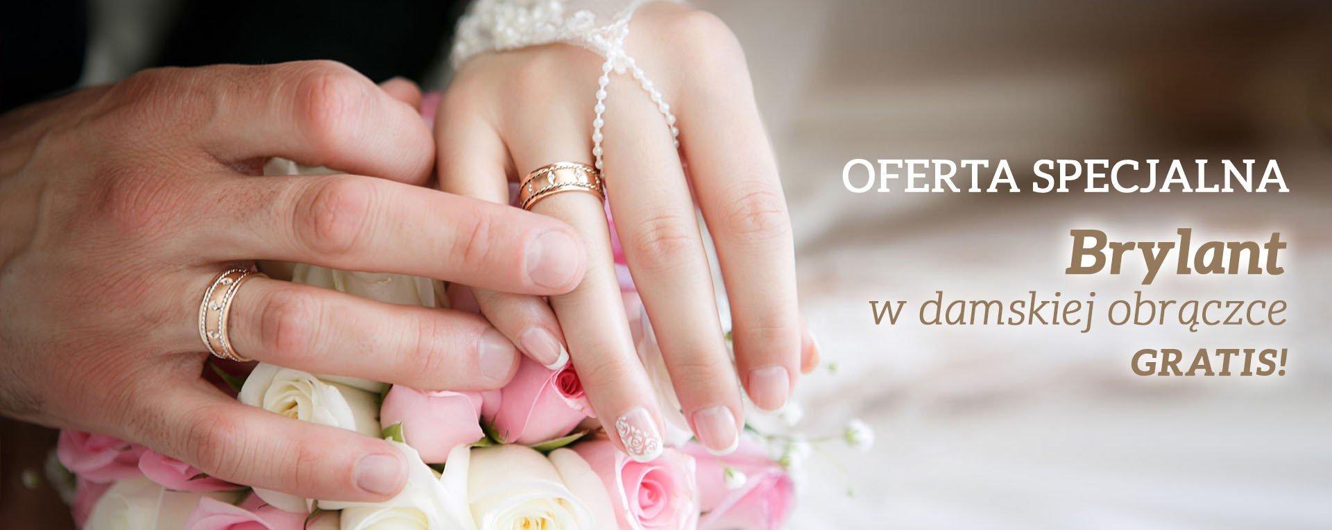 DM Biżuteria - Obrączki ślubne